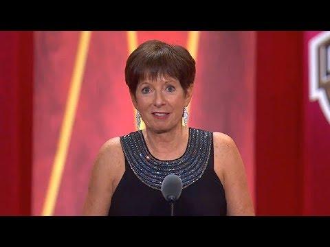 Muffet McGraw's Basketball Hall of Fame Enshrinement Speech