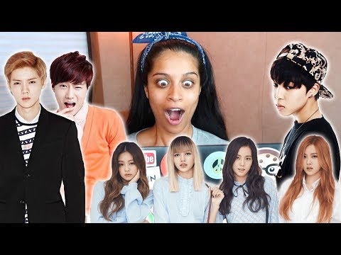 The Time I React To K-Pop Videos (Day 933)