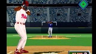 mlb 2001 ps1 gameplay
