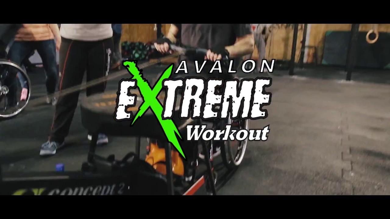 Avalon Extreme Workout dla niepełnosprawnych