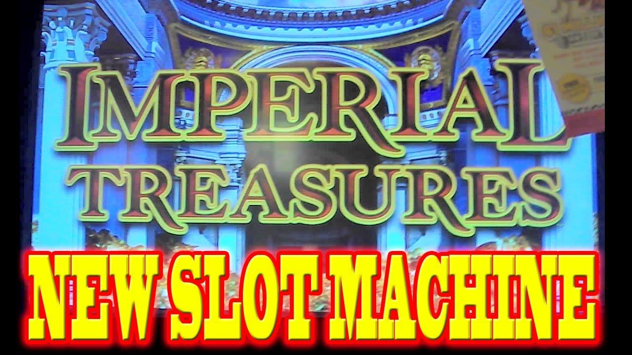 Imperial Treasures Slot Machine