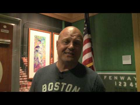 Michael Chiklis for the Jimmy Fund WEEI/NESN Radio-Telethon