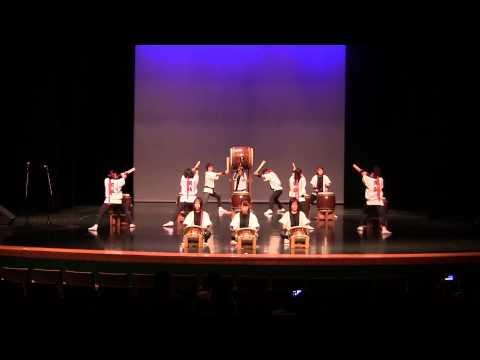 TOMODACHI Ties Through Taiko 2015 - August 15 - Concert