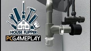 House Flipper Gameplay (PC HD)