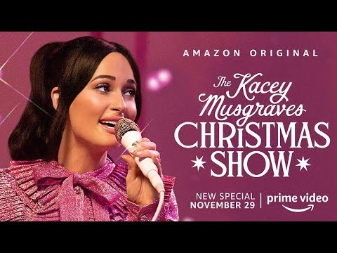 'The Kacey Musgraves Christmas Show' Streaming Now
