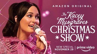 Gambar cover The Kacey Musgraves Christmas Show (Prime Video Official Trailer)