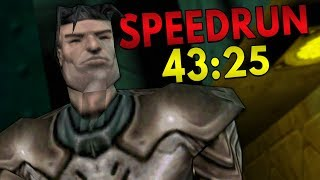Daikatana Speedrun in 43:25 [World Record]