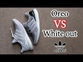 Triple White Vs. Oreo Ultra Boost 3.0 | Whats The Difference? Adidas Comparison