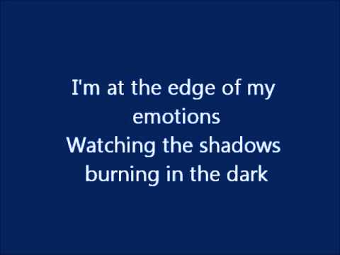 Terrified  Katharine Mcpheewith lyrics