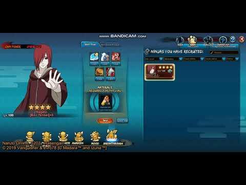 Naruto Online - Nagato [Edo Tensei] - Skill Breakthrough (SB) & Skill Trial (Y Skill)