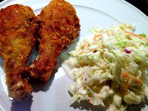 Low Carb Keto Shake And Bake Chicken Recipe (Pork Rind)