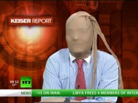 Keiser Report: Big guy 'scandals' vs small fry 'crimes' (E309)