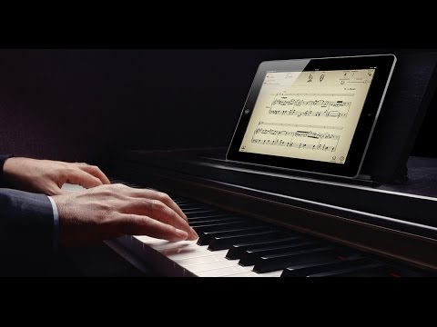 Play Mozart - Concerto pour piano n° 23 - Partition interactive pour iPad