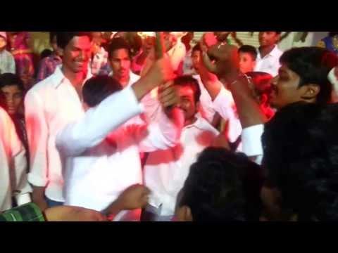 Anil Kumar Yadav dance in veernagar on sadar