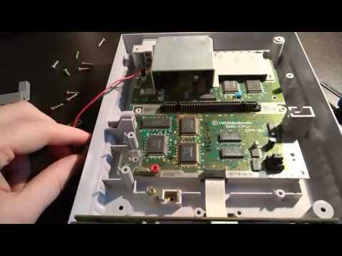 repairing a super nintendo youtube rh youtube com Fix Nintendo DS Nintendo Repair Shop Coupon