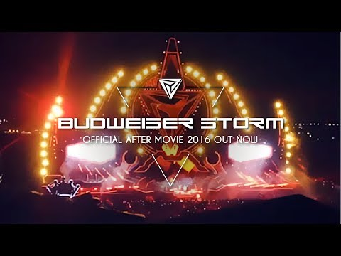 Budweiser Storm Music Festival 2016  | Official Aftermovie