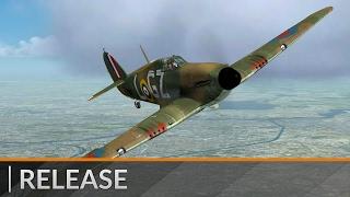 FSX: Steam Edition – Battle of Britain Hawker Hurricane