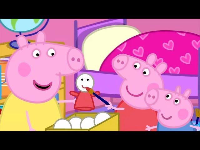 Peppa Pig Nederlands Compilatie Nieuwe Afleveringen | Chloe's Poppenkast | Tekenfilm | Peppa de Big