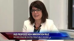HUD Proposes New Immigration Rule