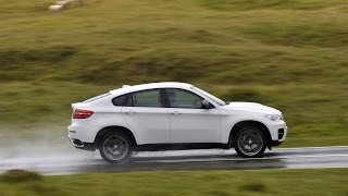 Best Cars Ever 2015 BMW X6 Extreme Test Drive