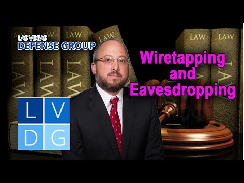 Are wiretapping and eavesdropping illegal in Colorado?