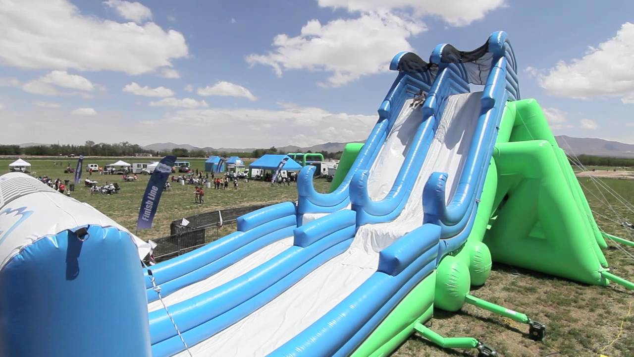 Grand Rapids 5k Inflatable Race