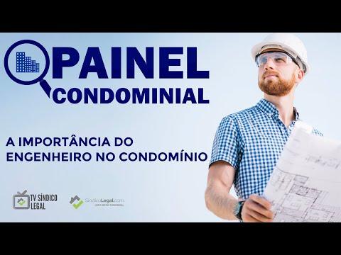 A IMPORTÂNCIA DOS ENGENHEIROS NO CONDOMÍNIO - SÍNDICO LEGAL