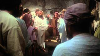 JESUS (English) Ressurected Jesus Appears to His Disciples