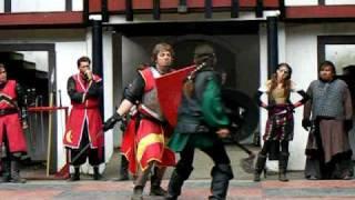 Sir Lancelot Vs Prince Morholt