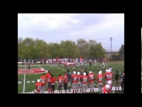 tyler martin highlight film Christ the King Regional High School #55