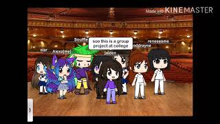 My horrible nightmare group project jaiden animation gachaverse