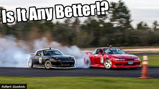 LS Miata at the $20K Drift Comp! Did We Make It Better? Or Worse!?
