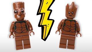 Китайское LEGO / Настоящее LEGO (Мстители: Война Бесконечности)