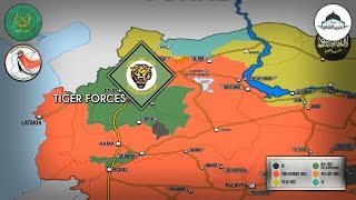 11 декабря 2017. Военная обстановка в Сирии. Владимир Путин отдал приказ о выводе части сил из Сирии