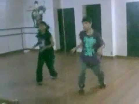 BL shaan choreography - OMG by usher