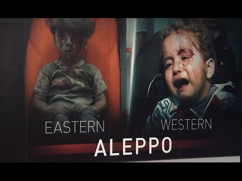 Disturbing images: Inside Aleppo hospital saving children in govt-held western part ignored by MSM