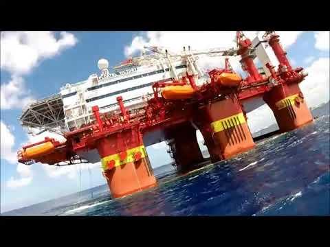 Onboard Floatel Offshore