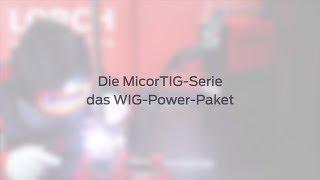 MicorTIG Anwendungsvideo DE