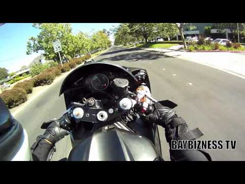 Yamaha R6 Wheelie (Clutch Up)