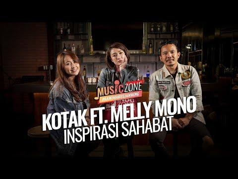 Download Kotak ft. Melly Mono - Inspirasi Sahabat - Live at  ZONE Mp4 baru