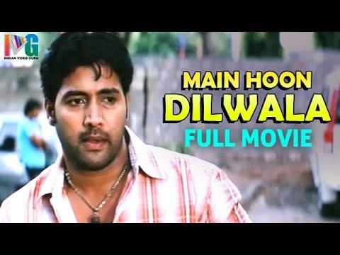 Main Hoon Dilwala Hindi Full Movie | Jai Akash | Daisy | Tamil Kadhalan Kadhali | Indian Video Guru