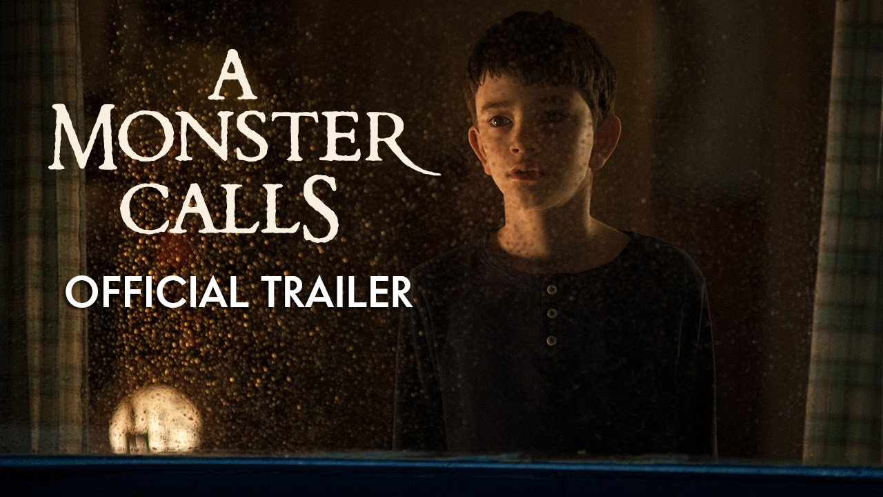 Download A MONSTER CALLS - Official Trailer [HD] - In Theaters Dec 2016
