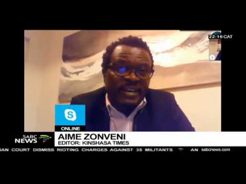 Aime Zomveni on the worsening DRC Ebola crisis