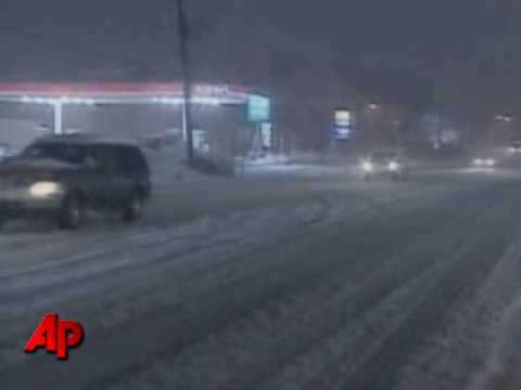 Schools Closed, Power Out From Northeast Snow Mp3