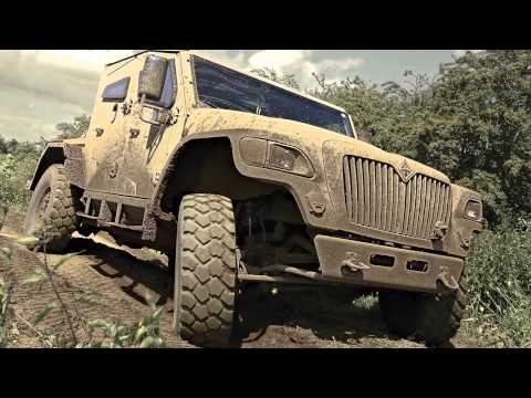 Navistar Defense MXT Highlight