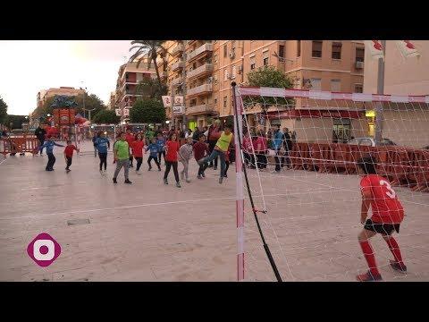 IX Edición de Balonmano en la calle