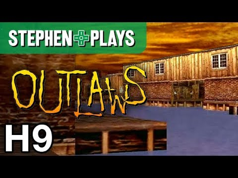 Outlaws: Historical Missions #H9 • Wharf Town