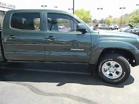 2011 toyota tacoma double cab prerunner pickup 4d 5 ft. Black Bedroom Furniture Sets. Home Design Ideas