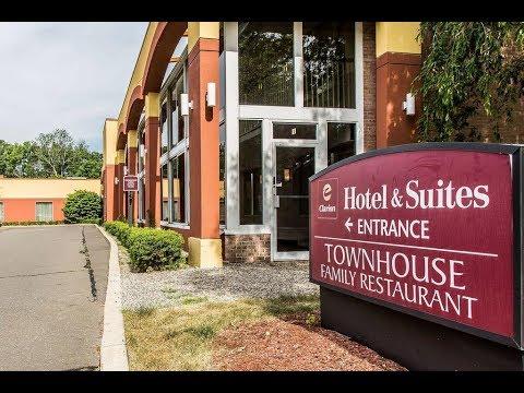 Clarion Hotel & Suites Hamden - New Haven - Hamden Hotels, Connecticut