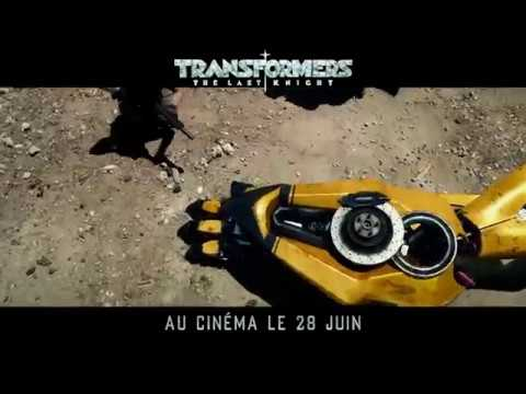 Transformers : The Last Knight - Bande Annonce #3